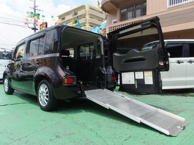 15X 福祉車両 スローパー キセノン ETC バックカメラ 電動ウインチ(7枚目)