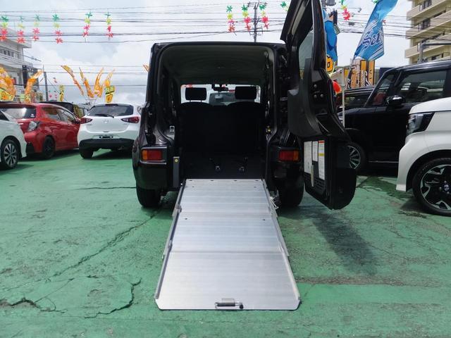 15X 福祉車両 スローパー キセノン ETC バックカメラ 電動ウインチ(8枚目)