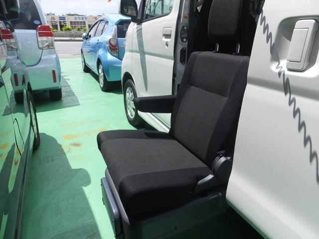 リヤシート・リフト・福祉車両・SA3(8枚目)