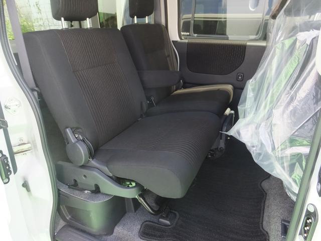 リヤシート・リフト・福祉車両・SA3(13枚目)