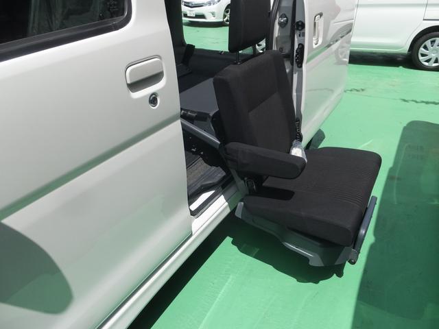 リヤシート・リフト・福祉車両・SA3(38枚目)
