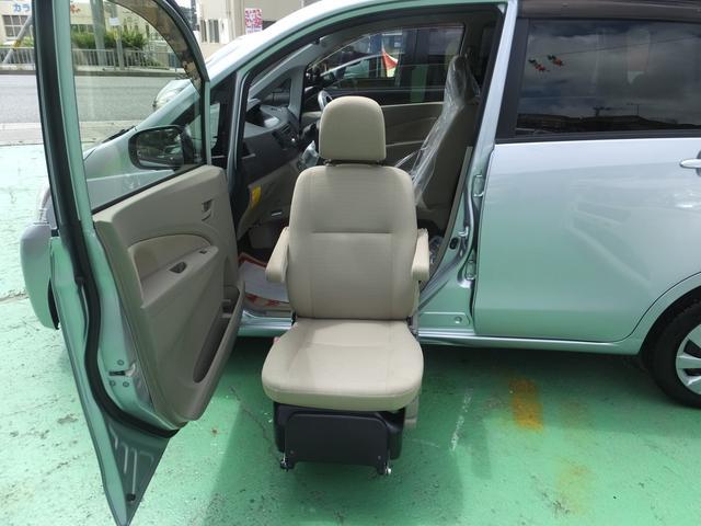 フロントシートリフト福祉車両(7枚目)