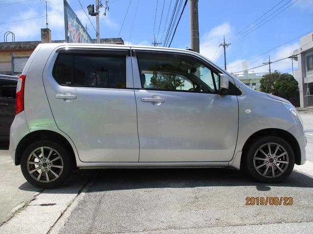 「マツダ」「フレア」「コンパクトカー」「沖縄県」の中古車5