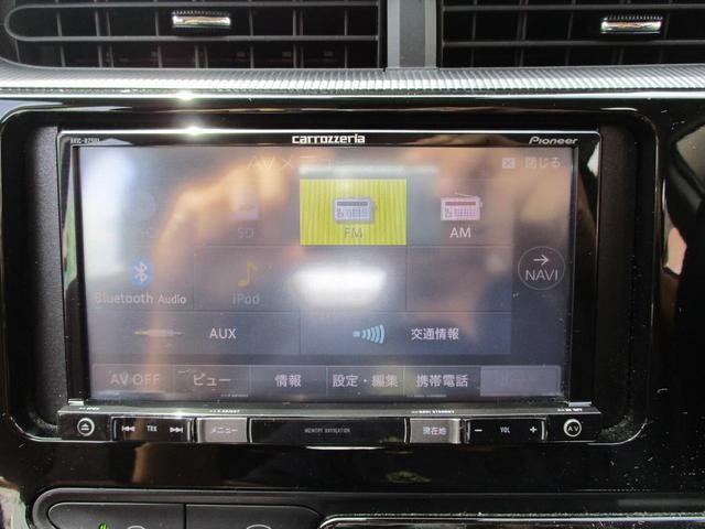 G トヨタセーフティセンス・カロッツェリアナビ・DVD・Bluetooth・バックカメラ・ETC・ステアリングスイッチ・クルーズコントロール・オートライト(6枚目)