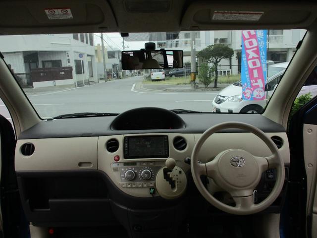 G 電動スライドドア・純正HDDナビDVDバックカメラ・リアモニター・社外フルセグチューナー・ETC・スマートキー・HID(10枚目)