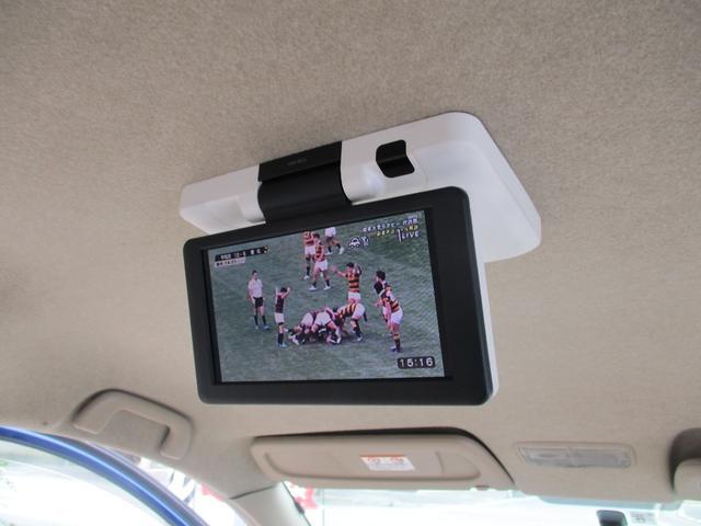 G 電動スライドドア・純正HDDナビDVDバックカメラ・リアモニター・社外フルセグチューナー・ETC・スマートキー・HID(12枚目)