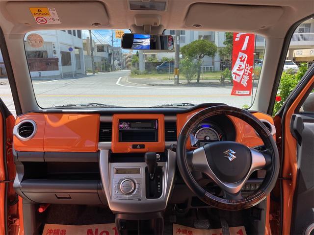 G ハイブリッド・アイドリングストップ・プッシュスタート・スマートキー・オートエアコン・CD・シートカバー・シートヒーター・レーダーブレーキサポート(5枚目)