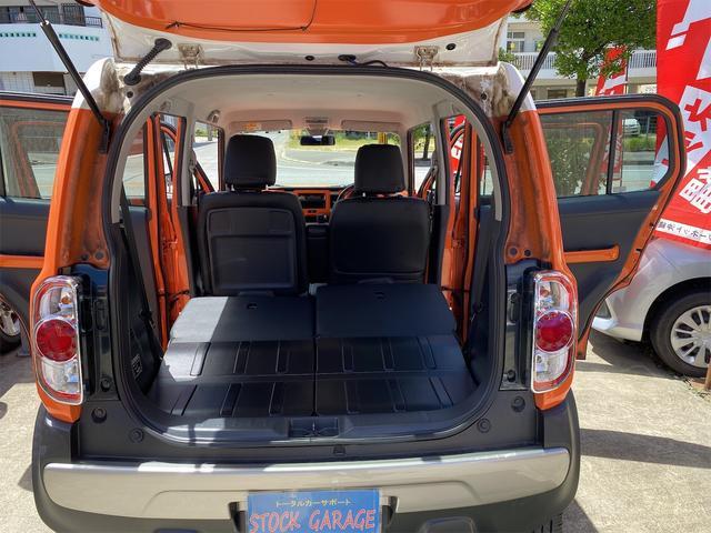 G ハイブリッド・アイドリングストップ・プッシュスタート・スマートキー・オートエアコン・CD・シートカバー・シートヒーター・レーダーブレーキサポート(14枚目)