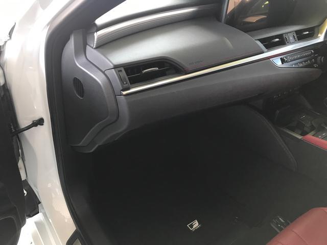 ES300h Fスポーツ サンルーフ 革シート ナビ パワーシート バックカメラ シートヒーター USB入力端子付 ETC 純正アルミ プッシュスタート スマートキー(11枚目)