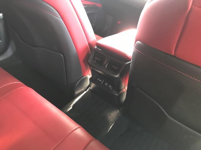 ES300h Fスポーツ サンルーフ 革シート ナビ パワーシート バックカメラ シートヒーター USB入力端子付 ETC 純正アルミ プッシュスタート スマートキー(32枚目)