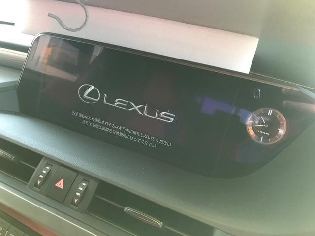 ES300h Fスポーツ サンルーフ 革シート ナビ パワーシート バックカメラ シートヒーター USB入力端子付 ETC 純正アルミ プッシュスタート スマートキー(41枚目)