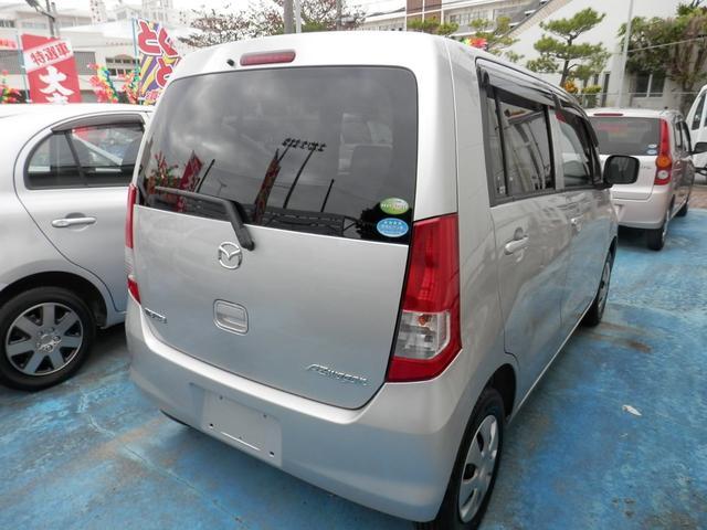 「マツダ」「AZ-ワゴン」「コンパクトカー」「沖縄県」の中古車8