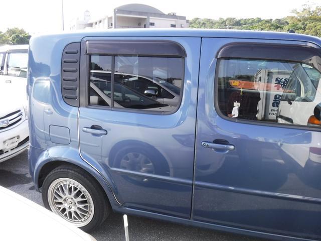 「日産」「キューブ」「ミニバン・ワンボックス」「沖縄県」の中古車60
