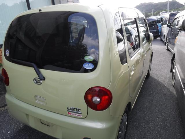 「ダイハツ」「ムーヴラテ」「コンパクトカー」「沖縄県」の中古車11