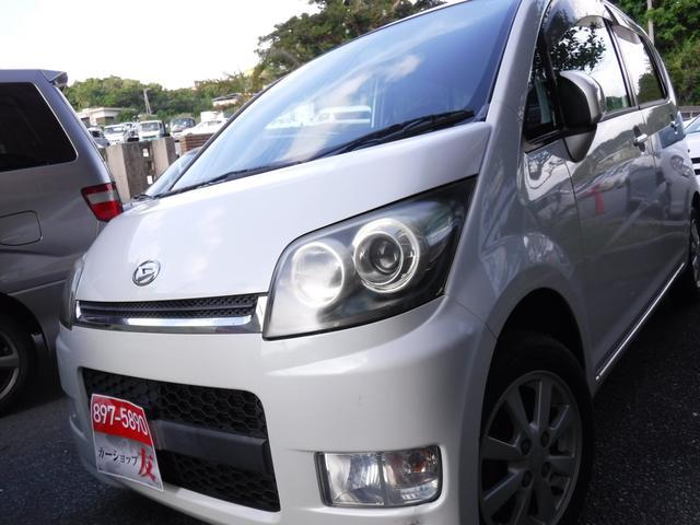 「ダイハツ」「ムーヴ」「コンパクトカー」「沖縄県」の中古車3