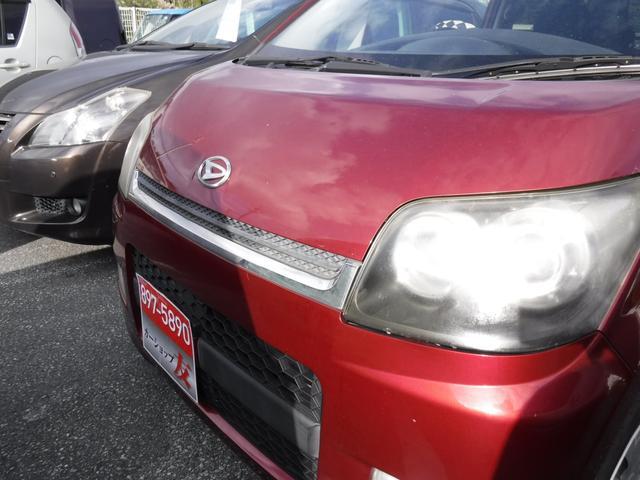 「ダイハツ」「ムーヴ」「コンパクトカー」「沖縄県」の中古車8