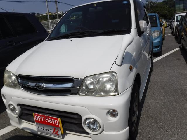 「ダイハツ」「テリオスキッド」「コンパクトカー」「沖縄県」の中古車5