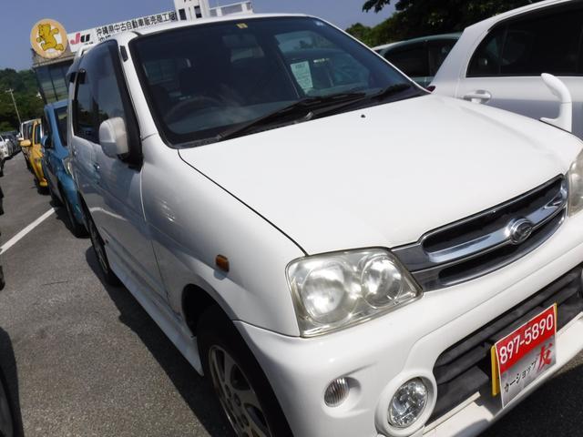 「ダイハツ」「テリオスキッド」「コンパクトカー」「沖縄県」の中古車9