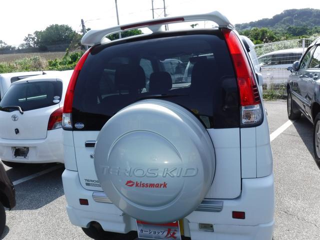 「ダイハツ」「テリオスキッド」「コンパクトカー」「沖縄県」の中古車11