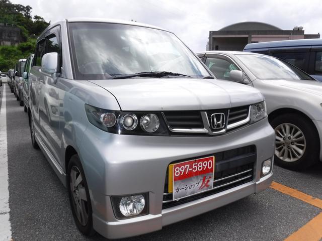 「ホンダ」「ゼストスパーク」「コンパクトカー」「沖縄県」の中古車3