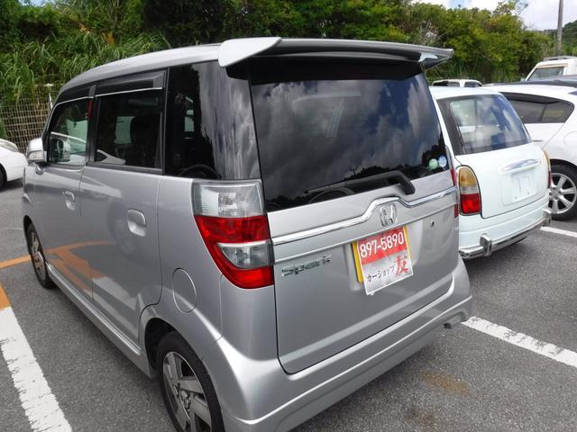 「ホンダ」「ゼストスパーク」「コンパクトカー」「沖縄県」の中古車18