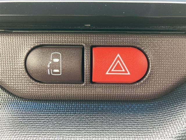 ボタン一つでスライドドアの操作が可能!