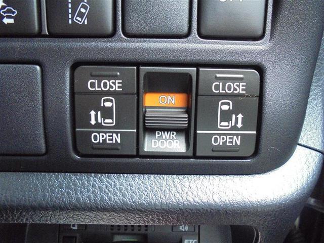 ハイブリッドGi フルセグ メモリーナビ DVD再生 後席モニター バックカメラ 衝突被害軽減システム ETC 両側電動スライド LEDヘッドランプ 乗車定員7人 3列シート 記録簿(8枚目)