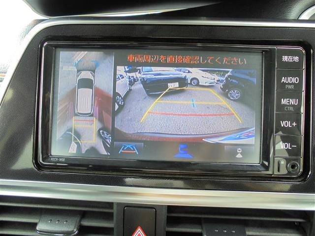 ハイブリッド ファンベースG ワンセグ メモリーナビ DVD再生 バックカメラ 衝突被害軽減システム ETC 両側電動スライド 記録簿(13枚目)