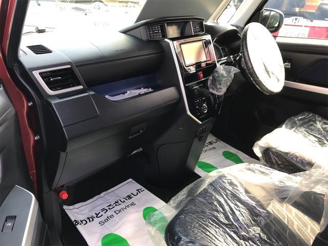 カスタムG-T 両側パワースライドドア シートヒーター プッシュスタート スマートアシスト(6枚目)