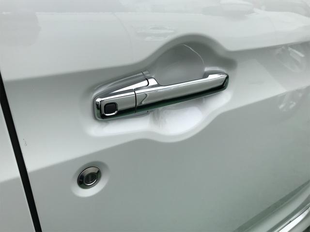 ハイブリッドXS 両側パワースライドドア プッシュスタート アイドリングストップ スマートキー LEDヘッドライト ウィンカーミラー(35枚目)
