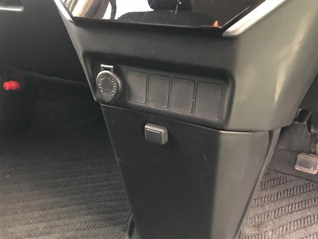 カスタムG-T モデリスタエアロ プッシュスタート スマートキー TVナビ ETC 両側パワースライドドア クルーズコントロール(19枚目)