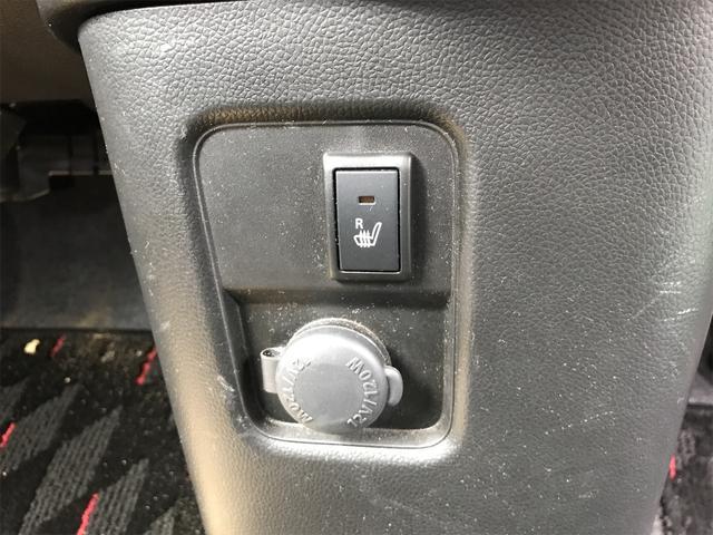 ハイブリッドX プッシュスタート スマートキー ブルートゥース CD/DVD LEDヘッドランプ シートヒーター Wエアバック(13枚目)