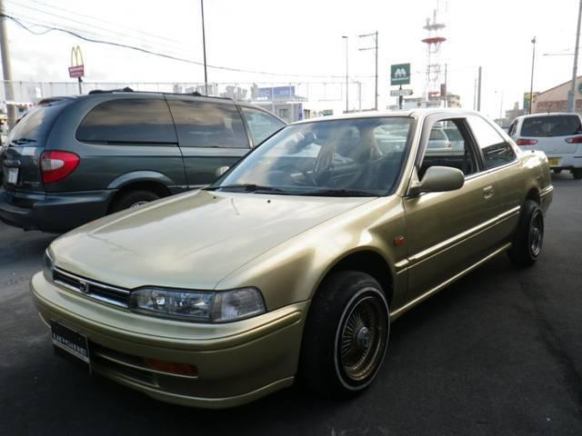 「ホンダ」「アコードクーペ」「クーペ」「沖縄県」の中古車8