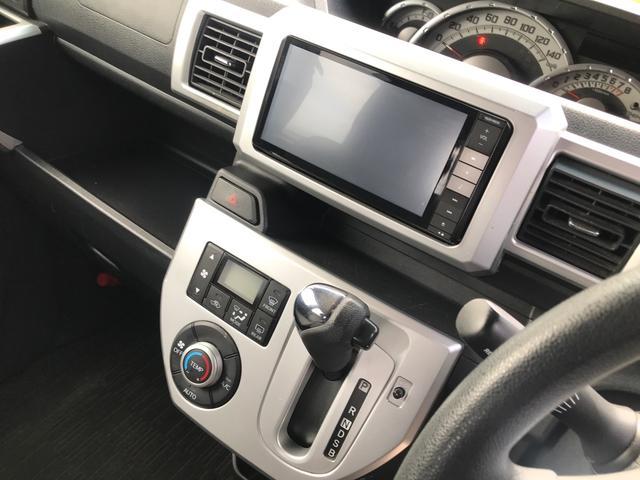 X SA TV ナビ キーレス キーフリースタート プッシュスタート レーダーブレーキサポート アイドリングストップ セキュリティーアラーム 衝突被害軽減ブレーキ 衝突安全ボディ HID LEDライト(26枚目)