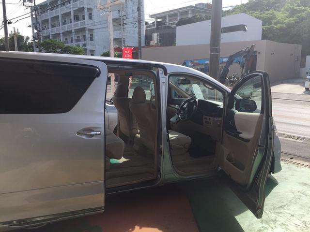 「トヨタ」「ヴェルファイア」「ミニバン・ワンボックス」「沖縄県」の中古車18