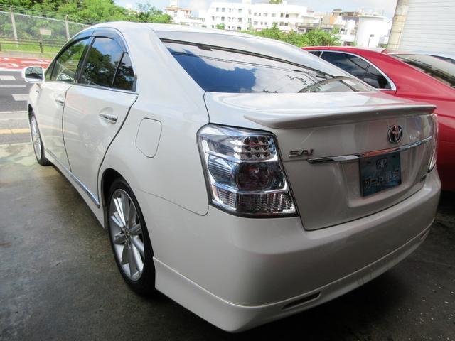 「トヨタ」「SAI」「セダン」「沖縄県」の中古車5