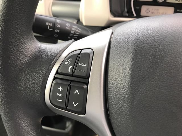 ステアリングオーディオリモコンスイッチ装着車!オーディオやナビと連動することで音量や選曲がハンドルを握ったまま可能になります♪