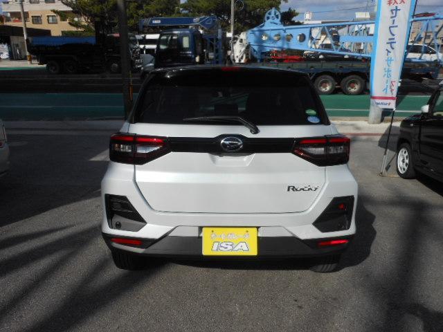 「ダイハツ」「ロッキー」「SUV・クロカン」「沖縄県」の中古車3