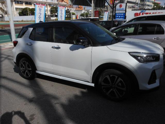 「ダイハツ」「ロッキー」「SUV・クロカン」「沖縄県」の中古車4