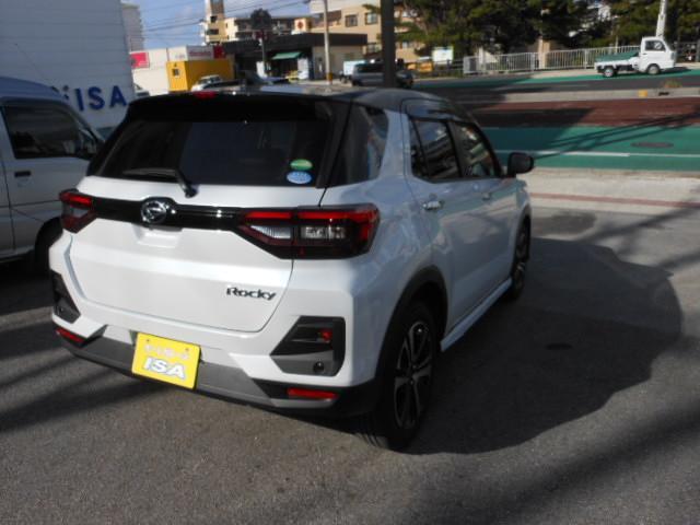 「ダイハツ」「ロッキー」「SUV・クロカン」「沖縄県」の中古車8