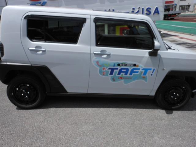 「ダイハツ」「タフト」「コンパクトカー」「沖縄県」の中古車4