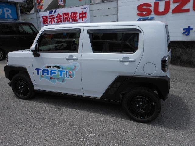 「ダイハツ」「タフト」「コンパクトカー」「沖縄県」の中古車5