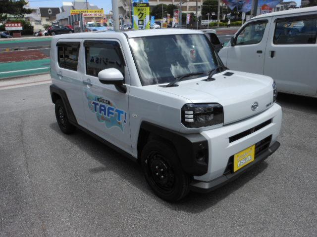 「ダイハツ」「タフト」「コンパクトカー」「沖縄県」の中古車6