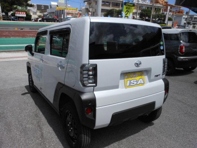 「ダイハツ」「タフト」「コンパクトカー」「沖縄県」の中古車9