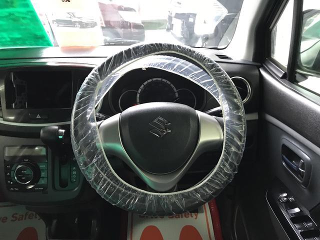 スズキ ワゴンRスティングレー X HID エアロVr 社外CD プッシュスタート HID