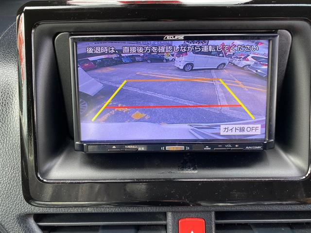 ZS 煌 イクリプスSDナビ 両側パワースライドドア プッシュスタート LEDライト 三列シート 純正フルエアロ 純正アルミ ETC 禁煙車 バックカメラ(15枚目)