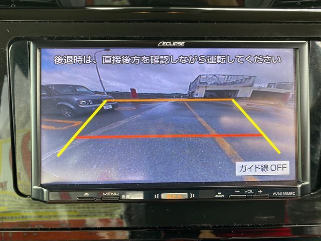 カスタムG-T ターボ ツインパワースライドドア イクリプスSDナビ プッシュスタート LEDライト 純正フルエアロ&アルミ ETC 禁煙車 バックカメラ(12枚目)