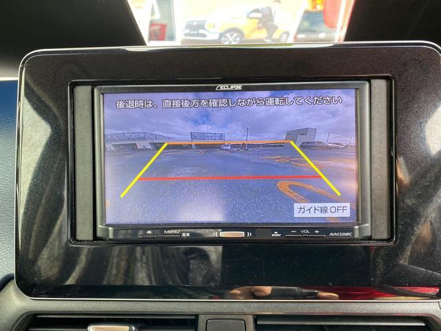 G イクリプスSDナビ USB入力端子 プッシュスタート アイドリングストップ LEDライト 純正アルミ フォグランプ ETC 禁煙車 バックカメラ(14枚目)