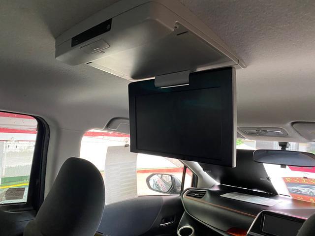 G フルセグTV 純正SDナビ プッシュスタート 両側パワースライドドア LEDライト フォグランプ ETC バックカメラ 純正フリップダウンモニター スマートキー(12枚目)