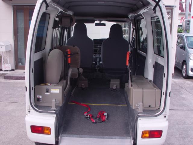 DX 車椅子移動車(8枚目)